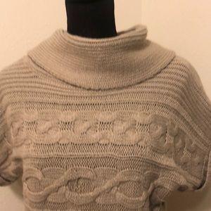 9 West Cord Stitch Sweater